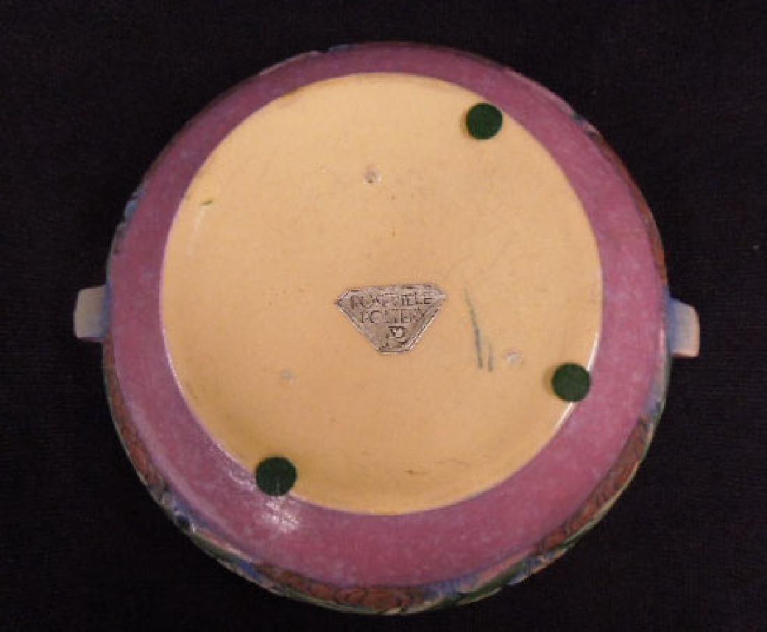 Roseville Pottery Baneda Bowl - 4