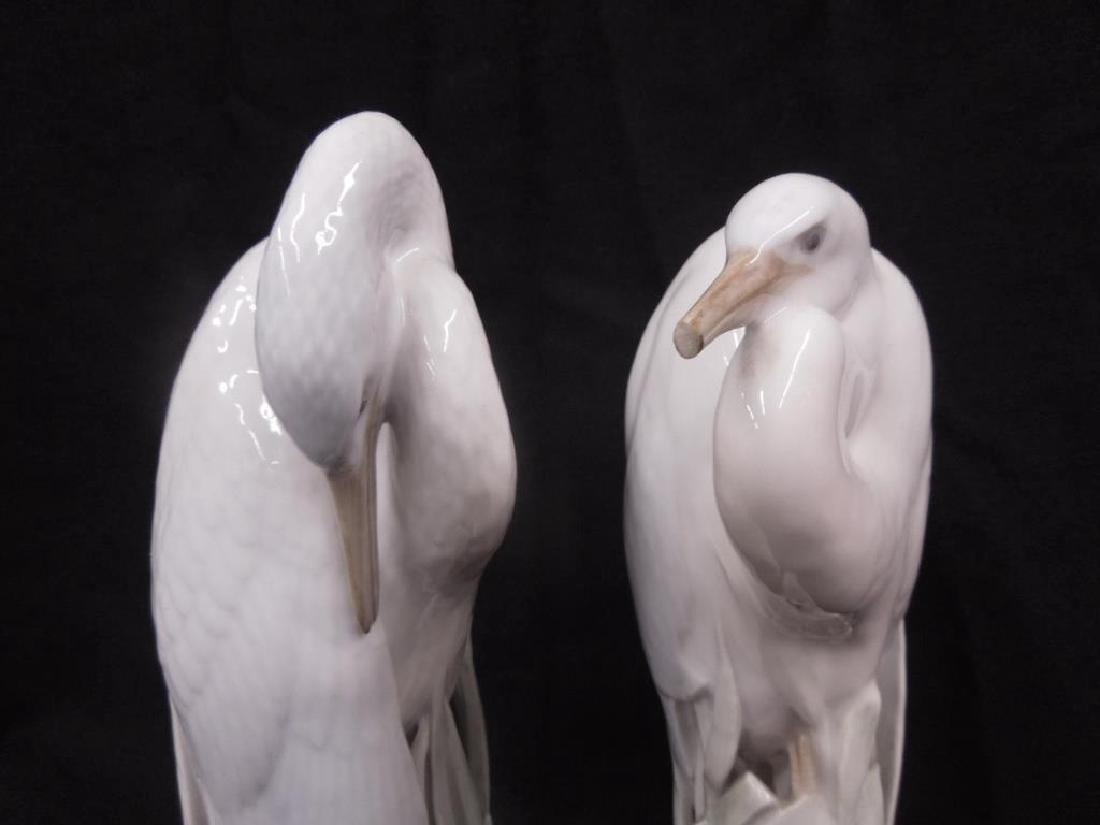Pr. Royal Copenhagen Heron Figures - 6