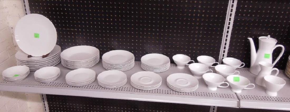 Rosenthal Classic Modern White China Set
