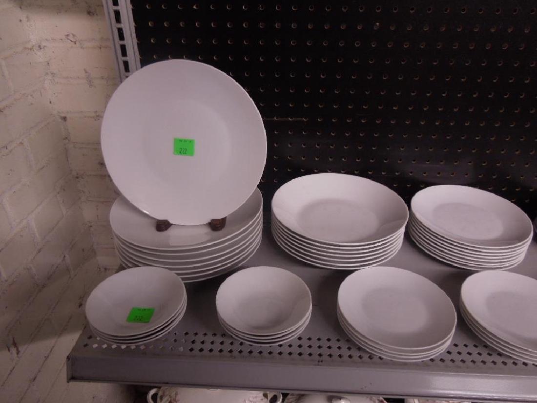 Rosenthal Classic Modern White China Set - 2