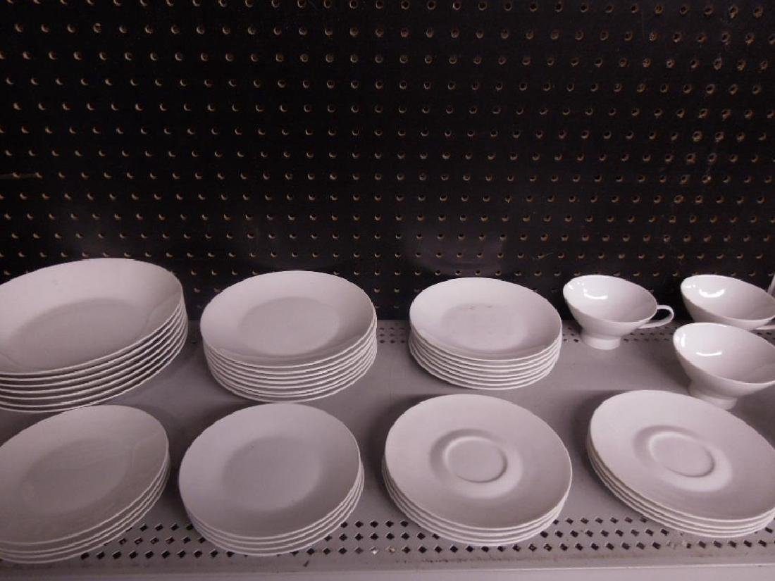 Rosenthal Classic Modern White China Set - 3