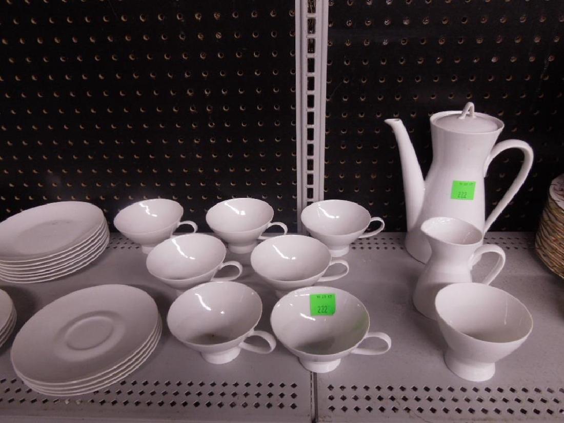 Rosenthal Classic Modern White China Set - 4