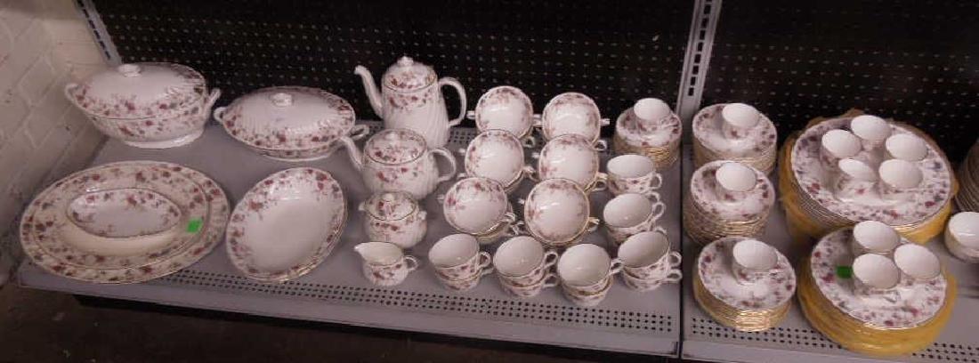 Minton Ancestral Pattern China Set