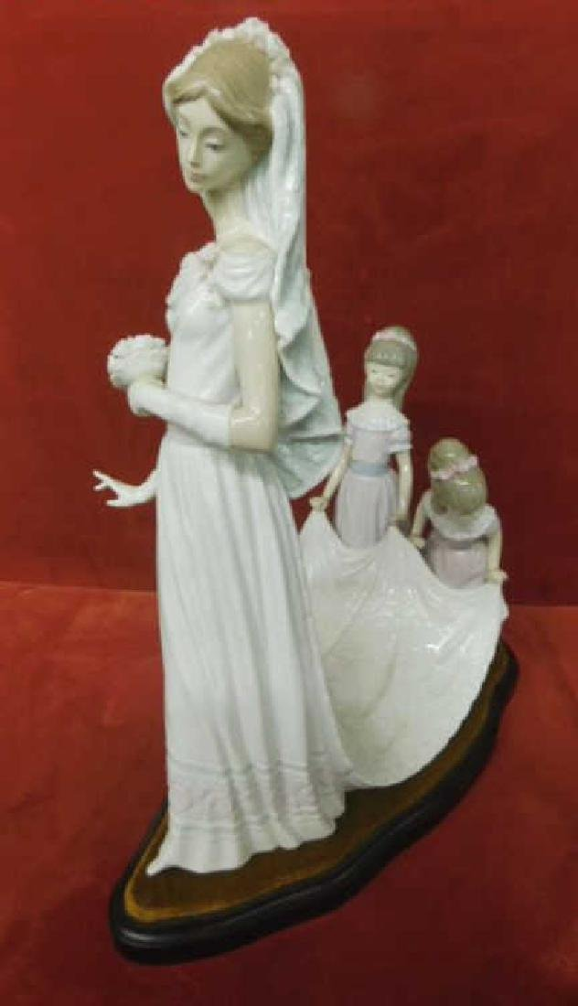 Lladro Here Comes the Bride Figure