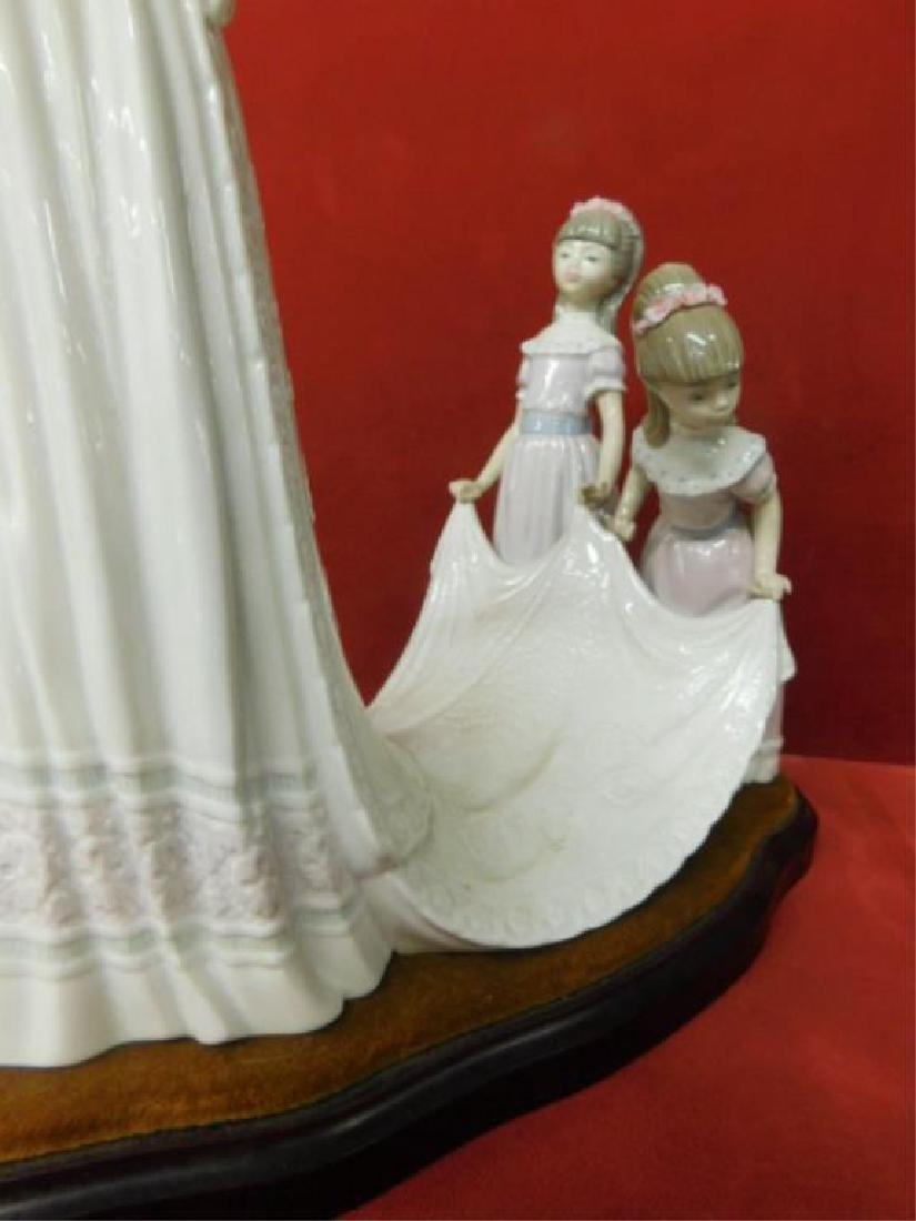 Lladro Here Comes the Bride Figure - 2