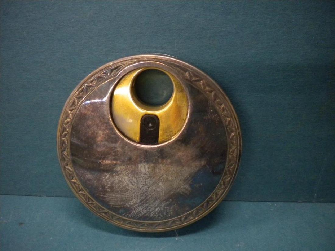 Silver Lady's Purse Accessories - 2