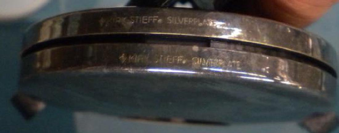 Silver Lady's Purse Accessories - 3