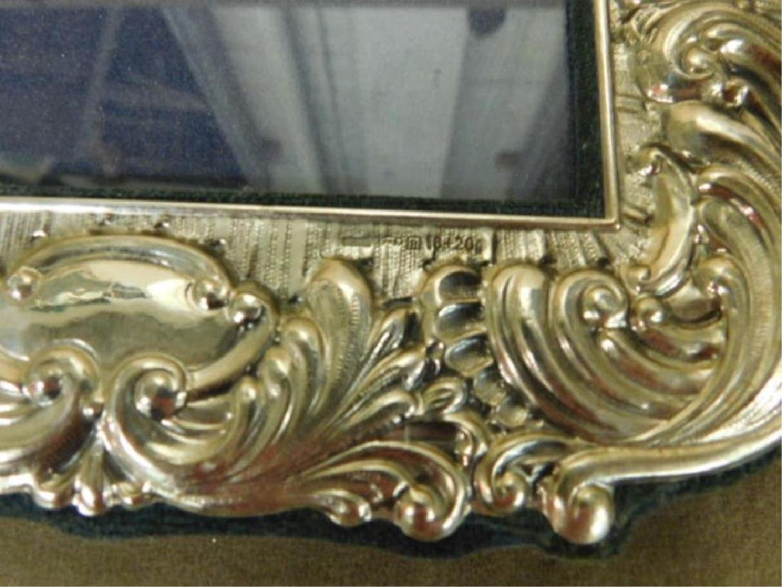 Sterling Silver Picture Frame - 2