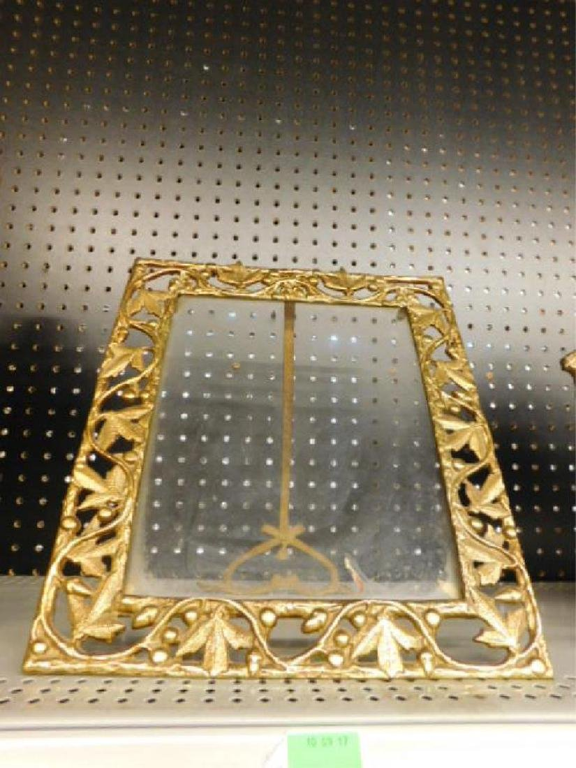 Glo-Mar Artworks Brass Picture Frame