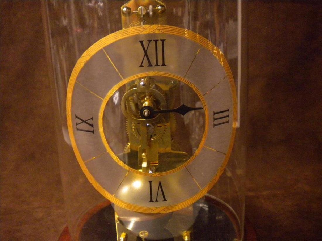 House of Faberge Imperial Skeleton Clock - 5