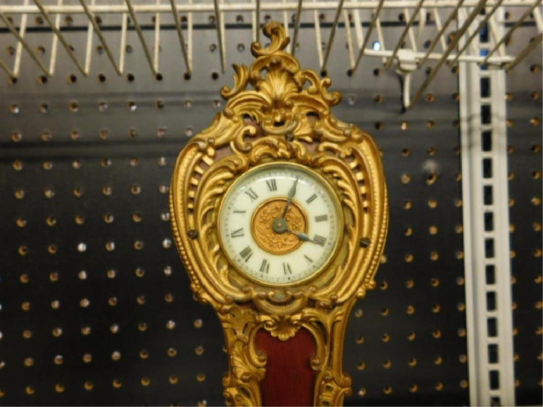Ansonia Miniature Grandfather's Clock - 2