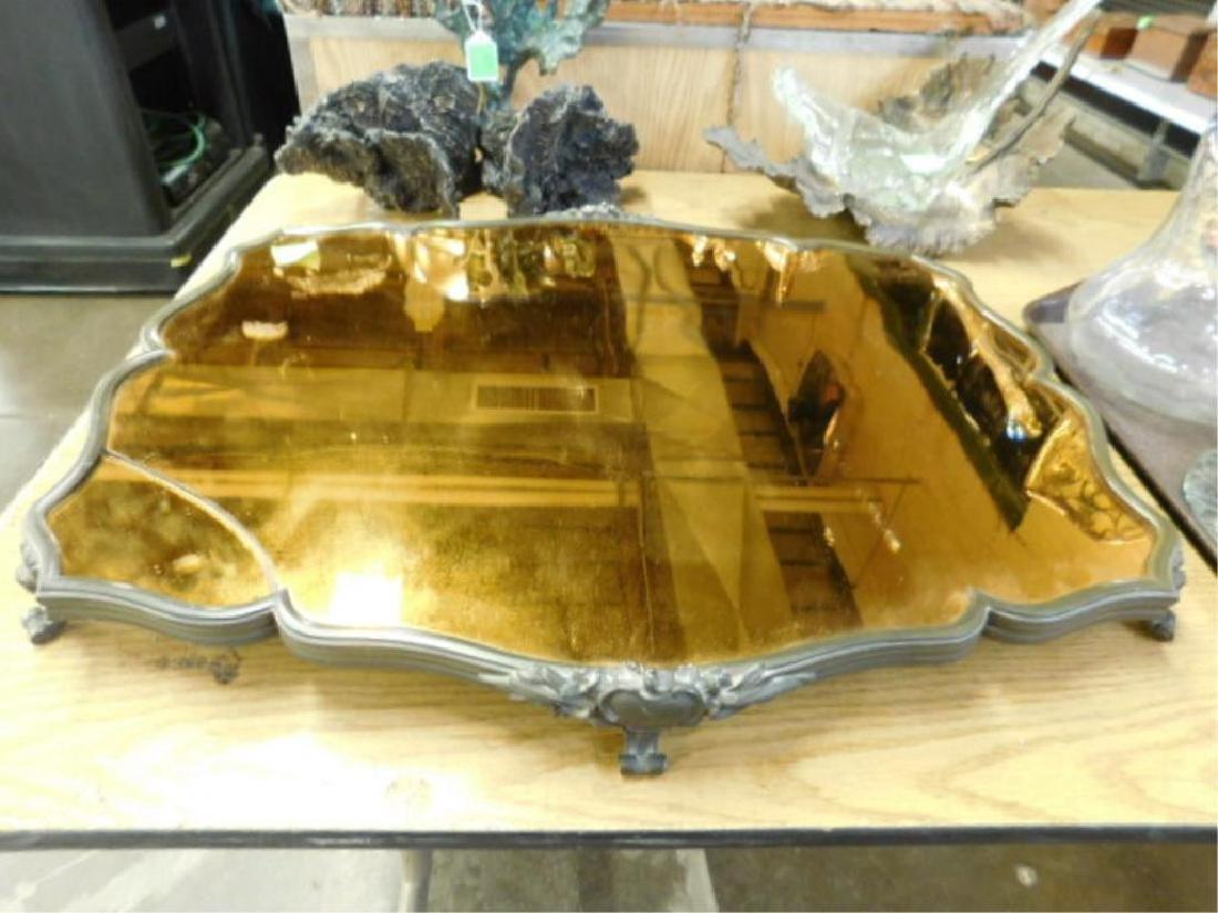 Rococo Style Bronze Table Plateau