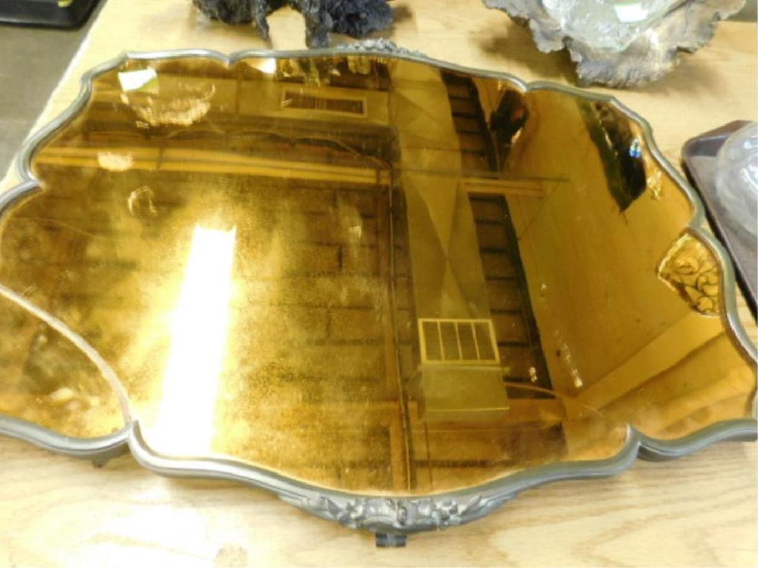 Rococo Style Bronze Table Plateau - 2