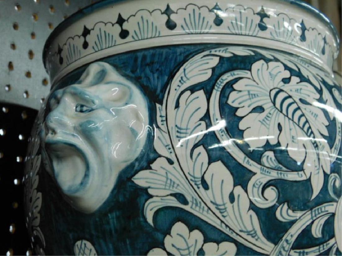 Fratelli Mari Deruta Pottery Jardiniere - 2