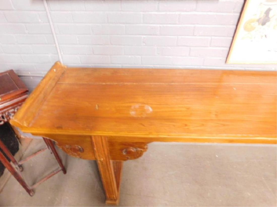 Chinese Altar Table - 5