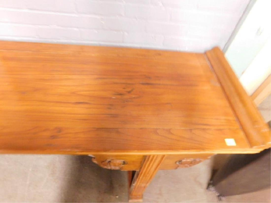 Chinese Altar Table - 7