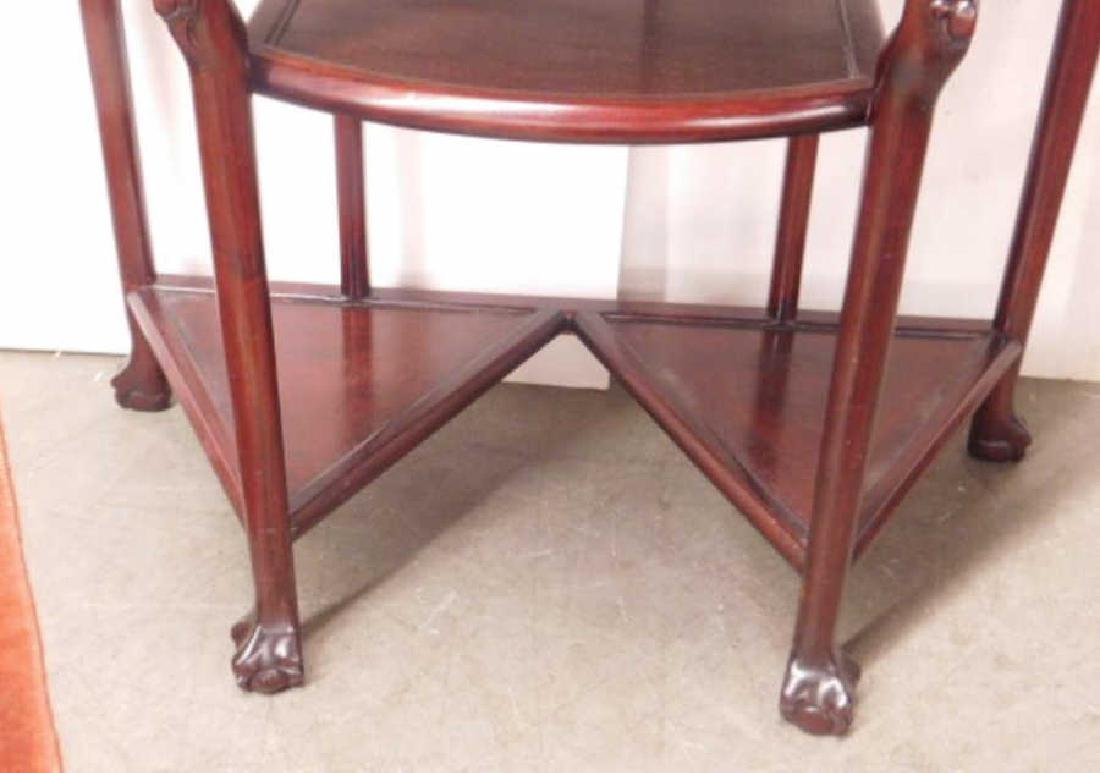 Chinese Demi Lune Console Table - 4