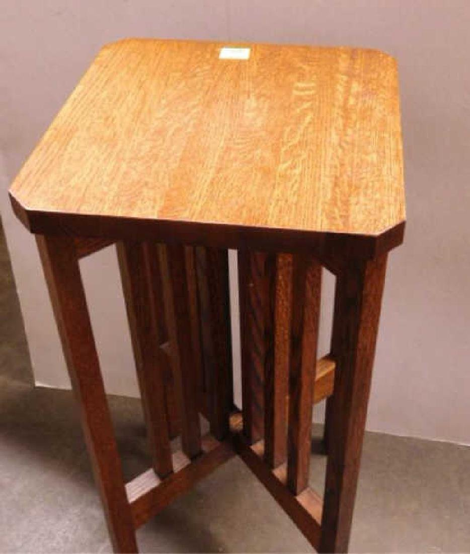 Stickley Style Plant Stand