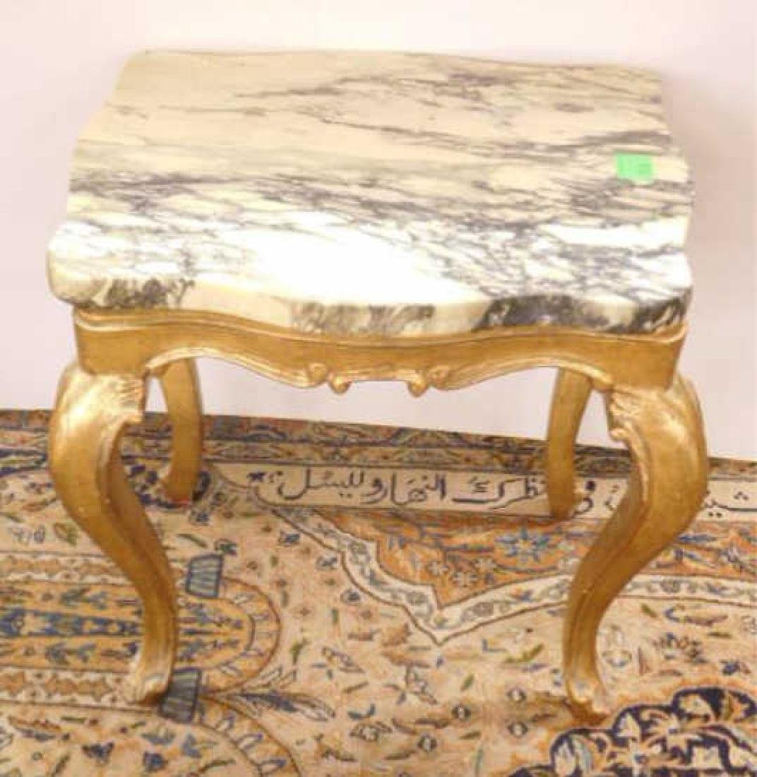 French Provincial Tabouret
