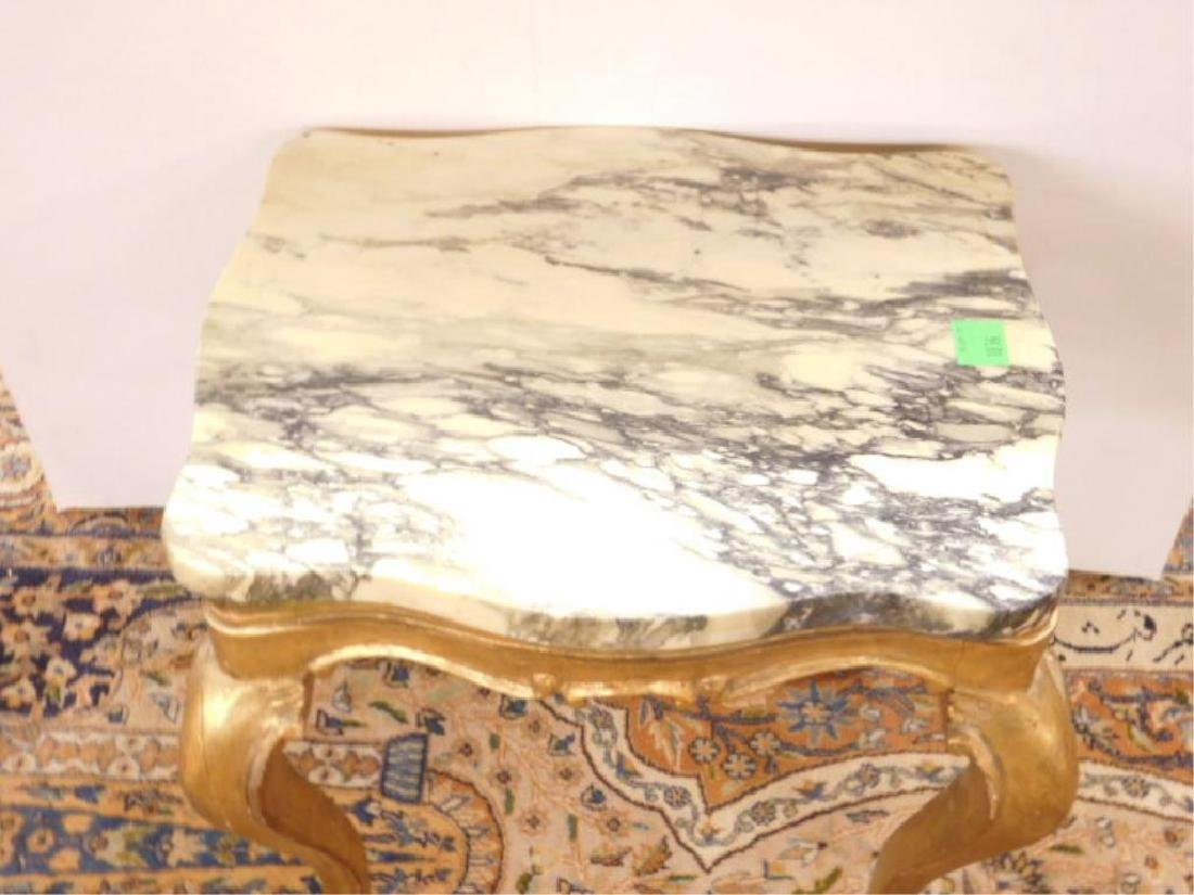 French Provincial Tabouret - 2