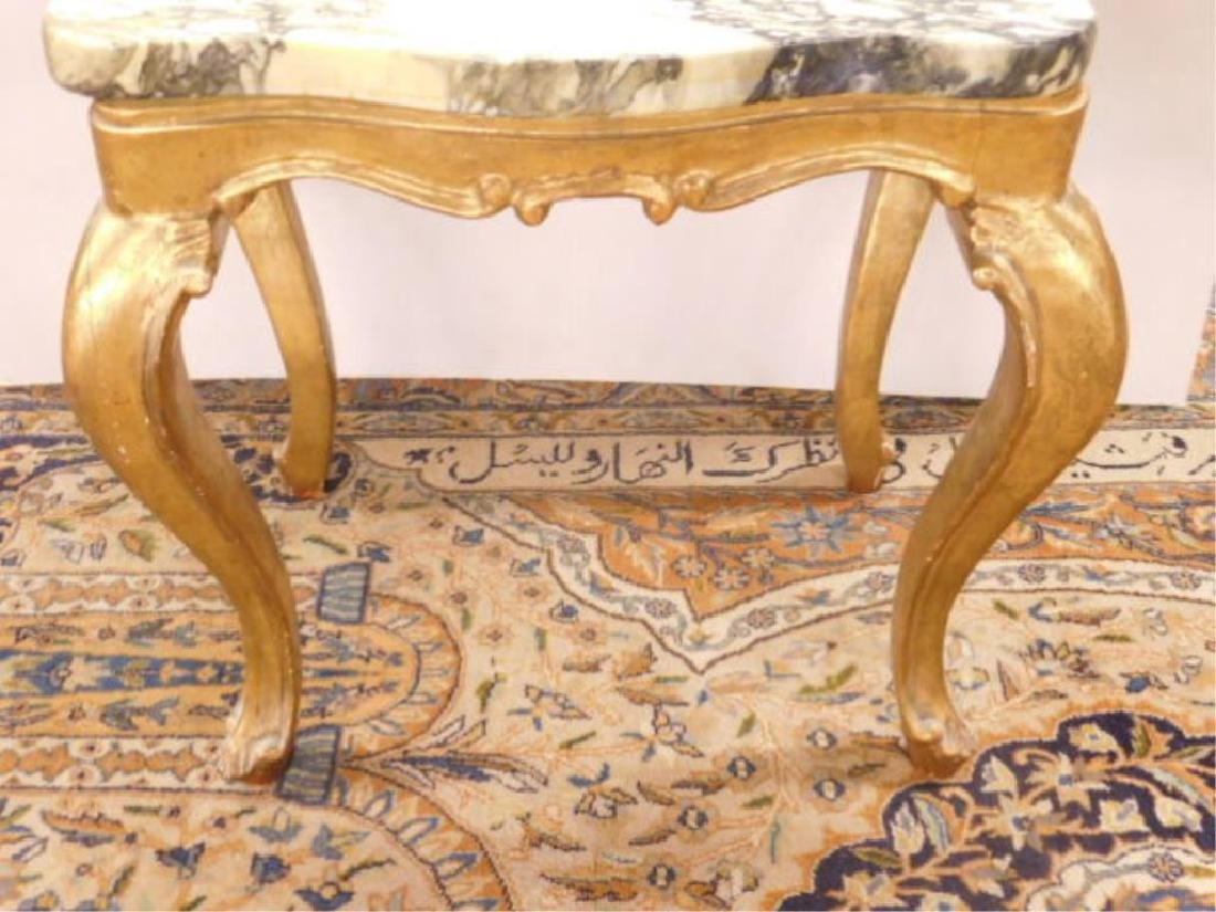 French Provincial Tabouret - 3