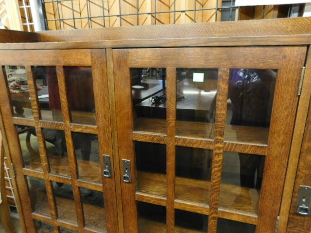 Stickley Style Bookcase - 2