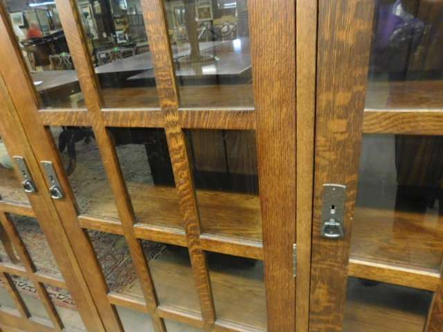 Stickley Style Bookcase - 3