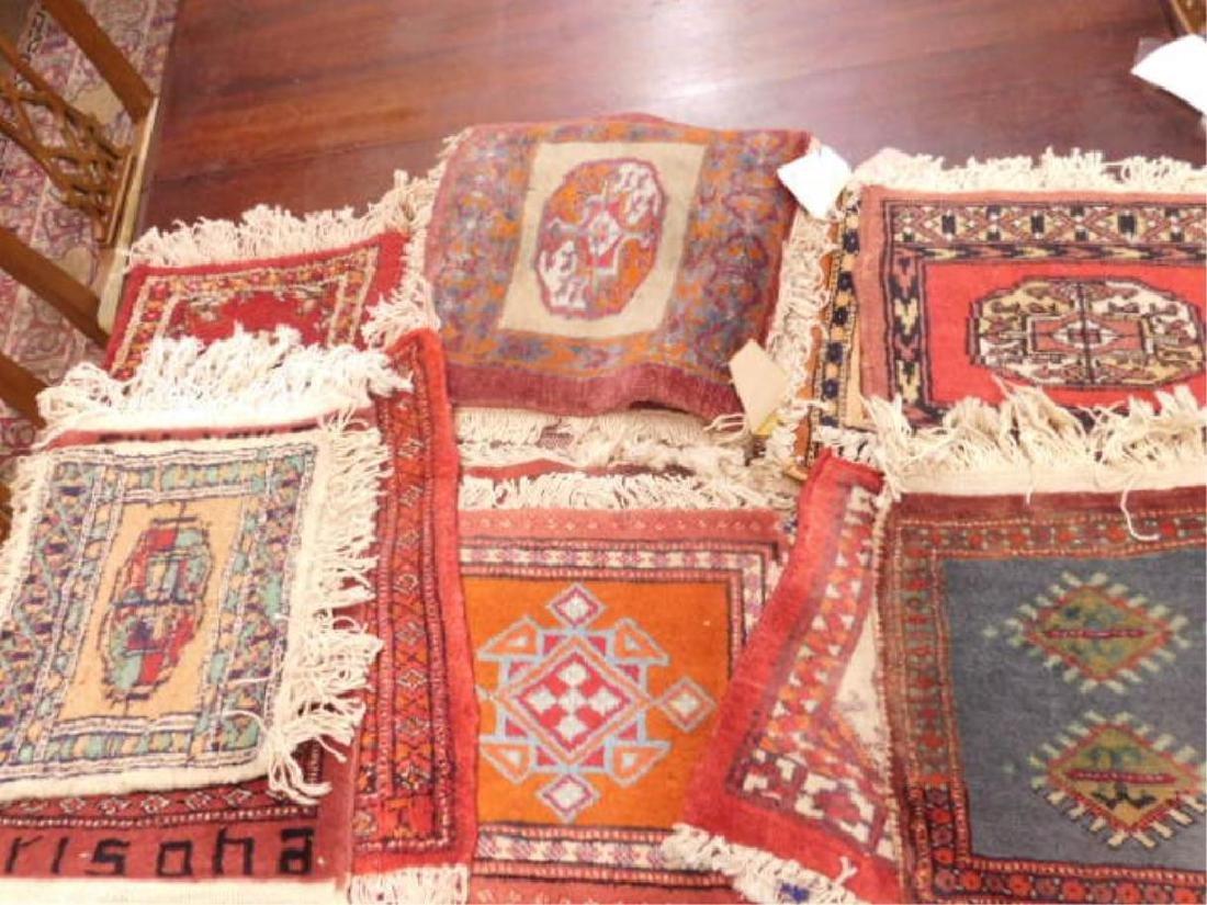23 Oriental Rug Samples