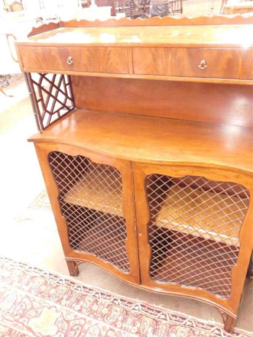 Regency Style Server Cabinet