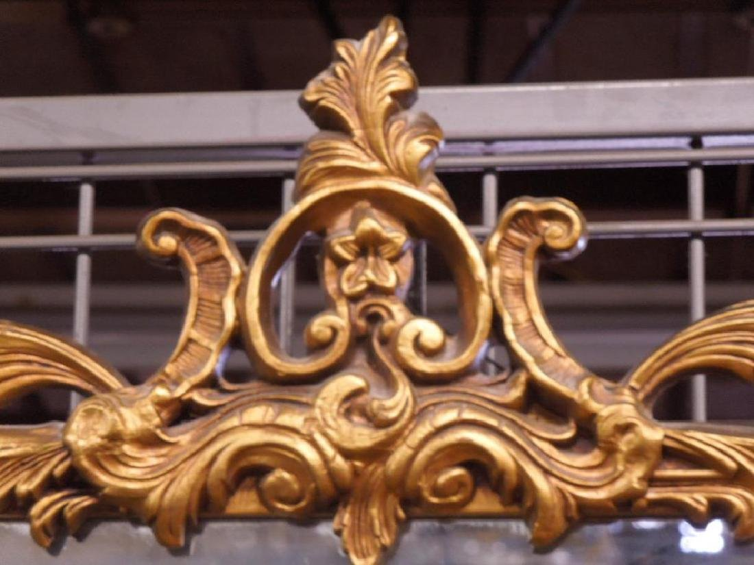 Gilt Wall Mirror - 2