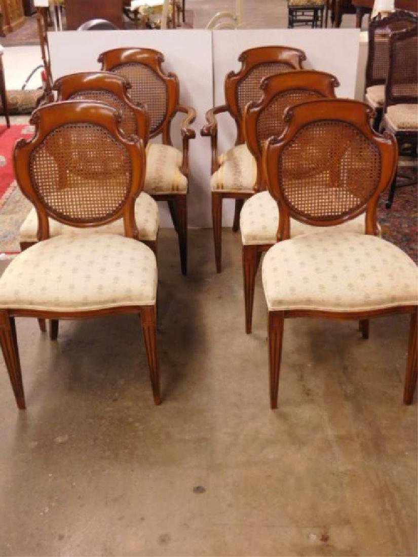 Set of 6 Regency Style Chairs