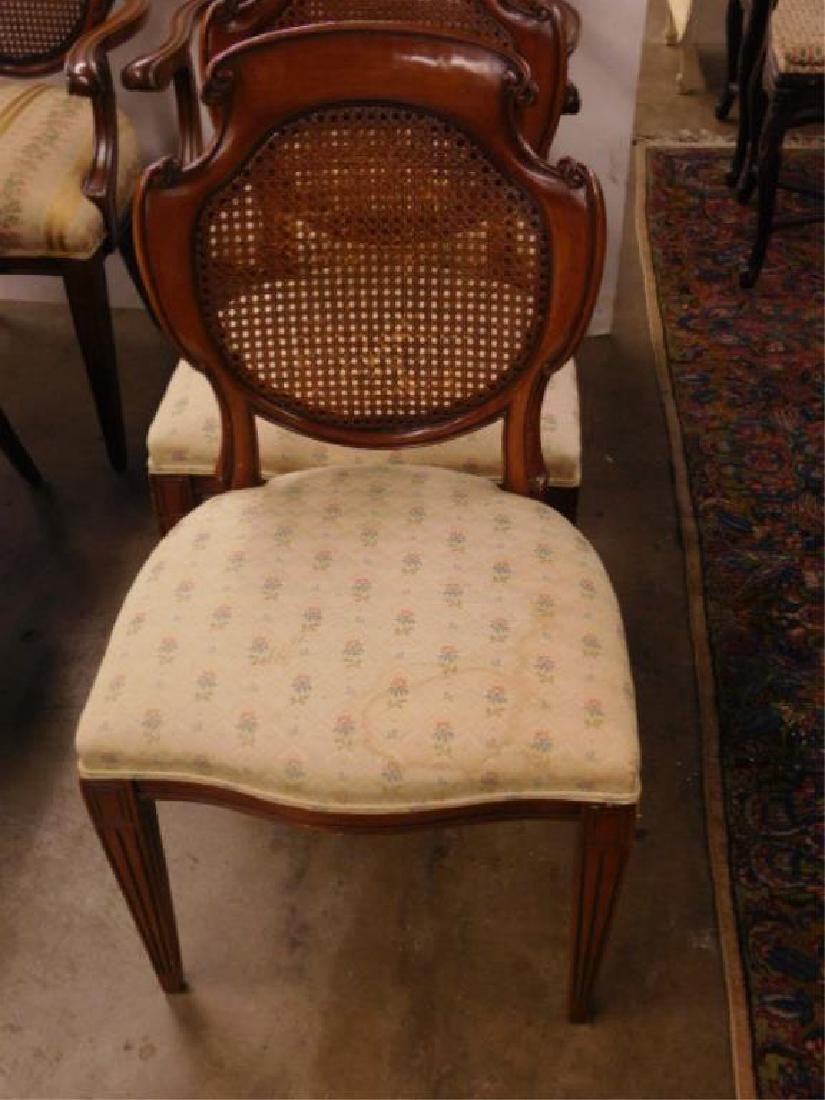 Set of 6 Regency Style Chairs - 2