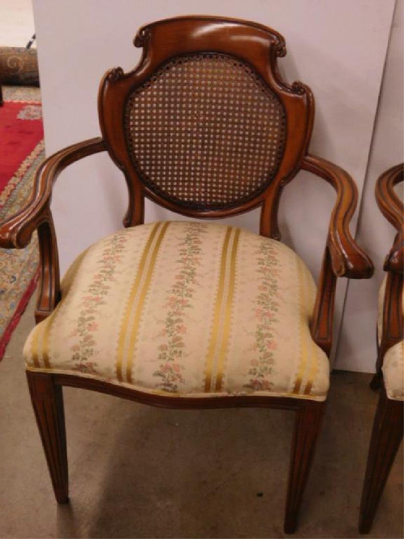 Set of 6 Regency Style Chairs - 4