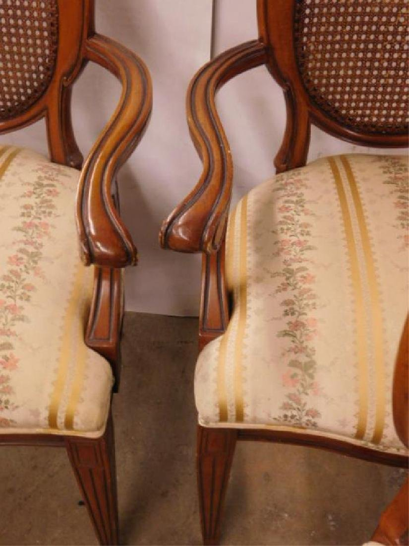 Set of 6 Regency Style Chairs - 5