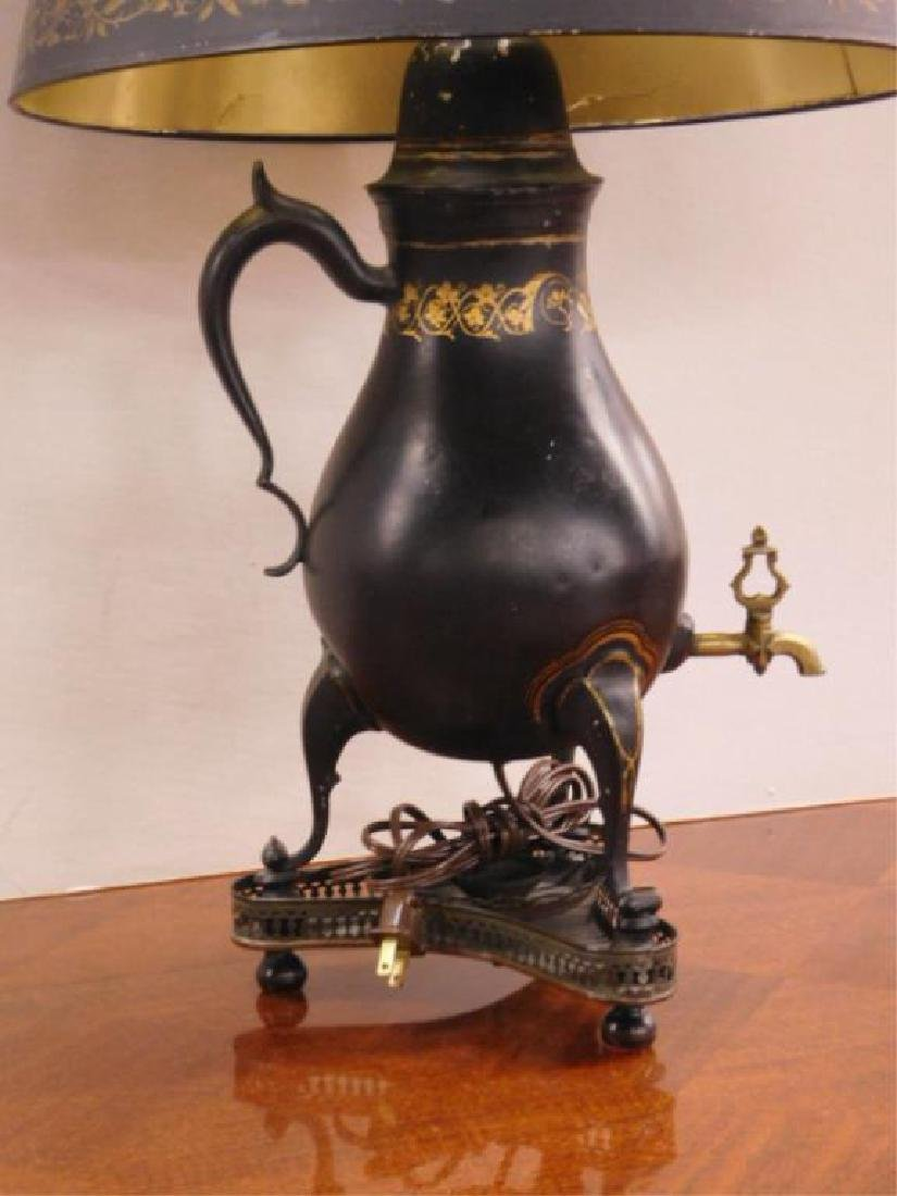 Samovar / Lamp - 4