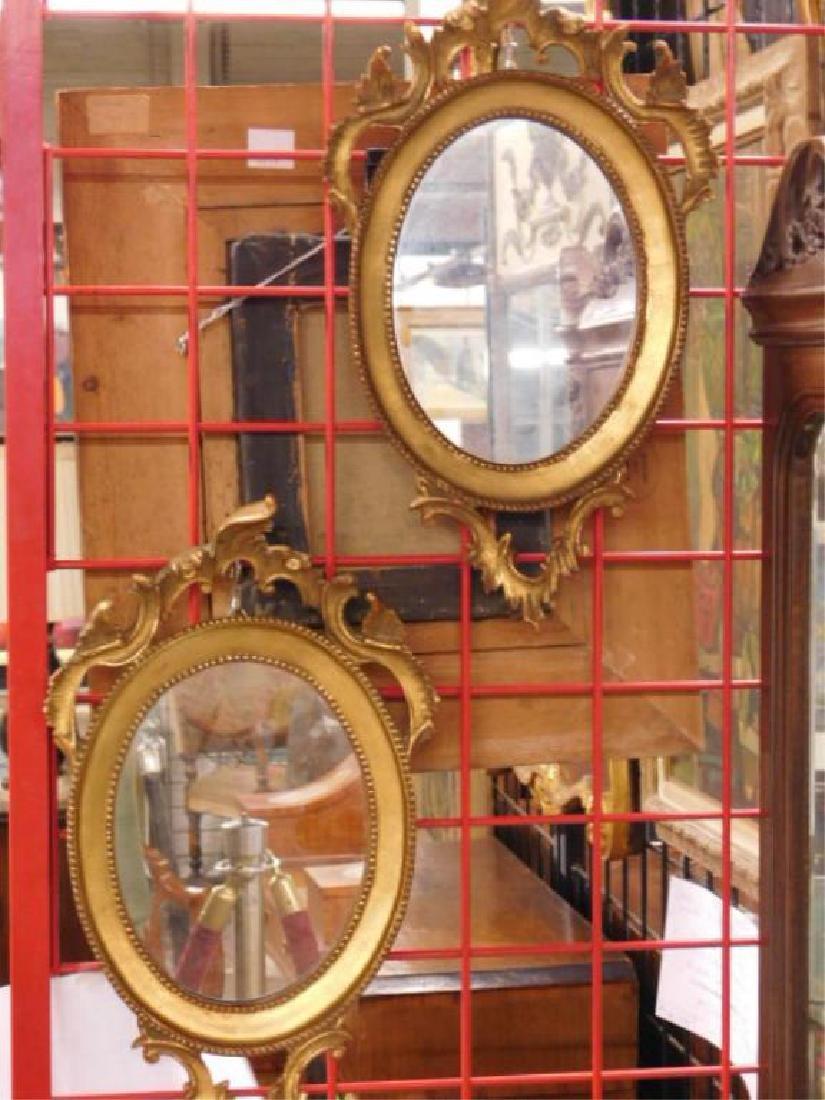 Pr Rococo Style Accent Mirrors