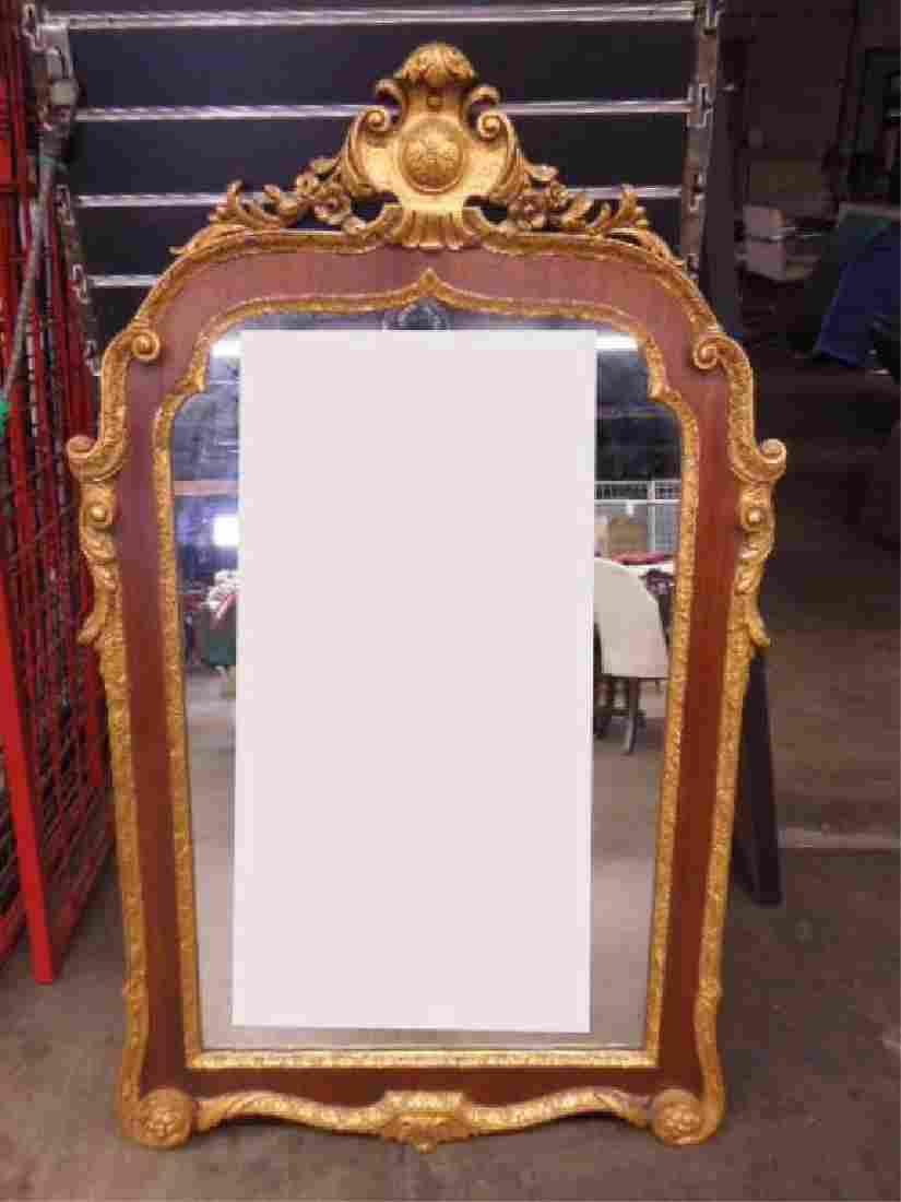 Georgian Style Wall Mirror