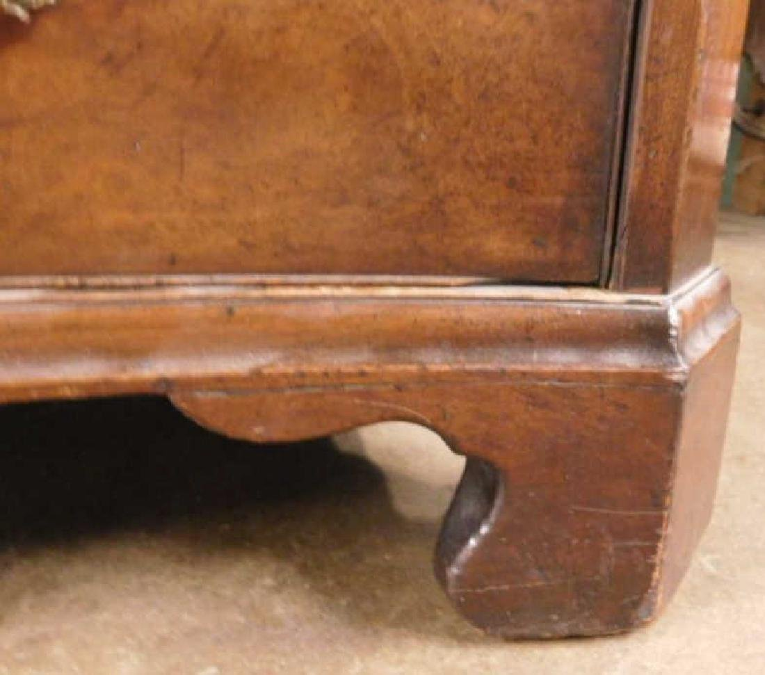 Chippendale Style Bureau - 4