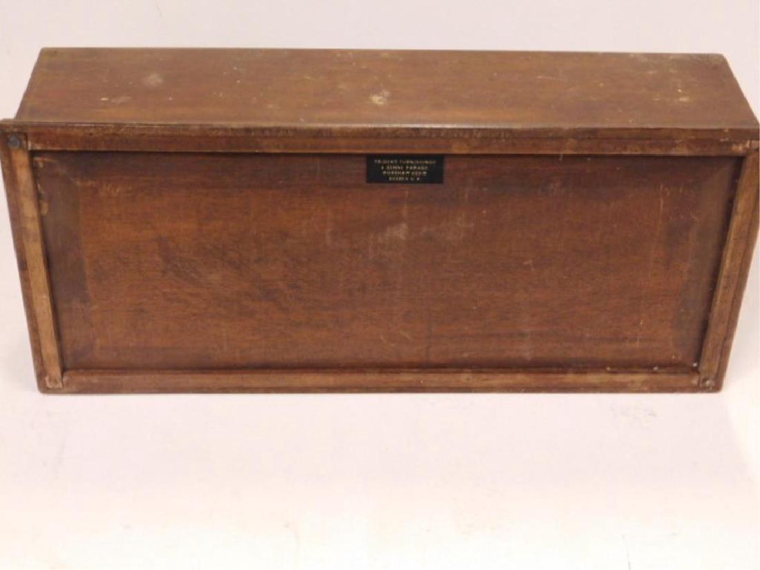 19th C. Mahogany Plant Box - 4