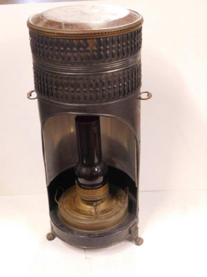 Sepulchre Ardent Oil Lamp/Heater