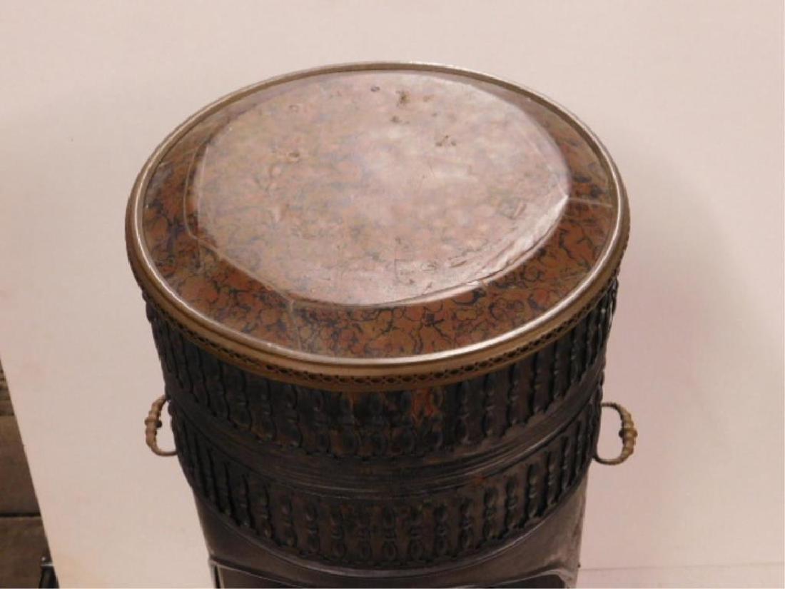 Sepulchre Ardent Oil Lamp/Heater - 3