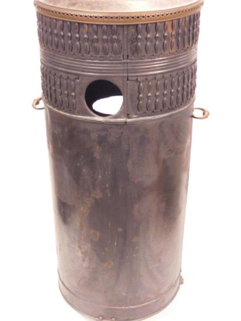 Sepulchre Ardent Oil Lamp/Heater - 7