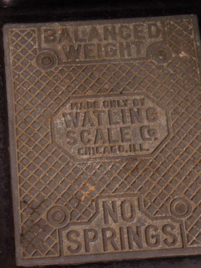 Art Deco Penny Scale - 2