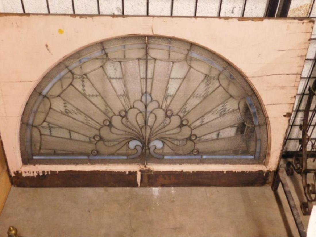 Victorian Transom Window