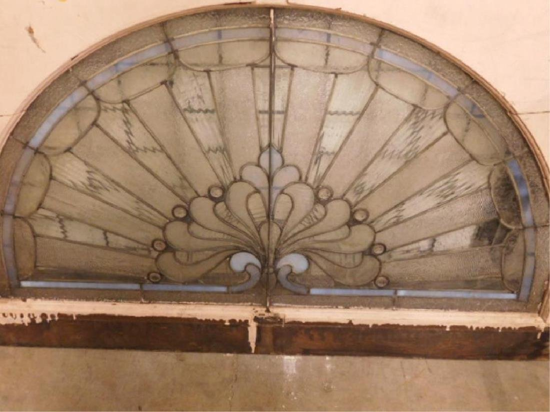 Victorian Transom Window - 2