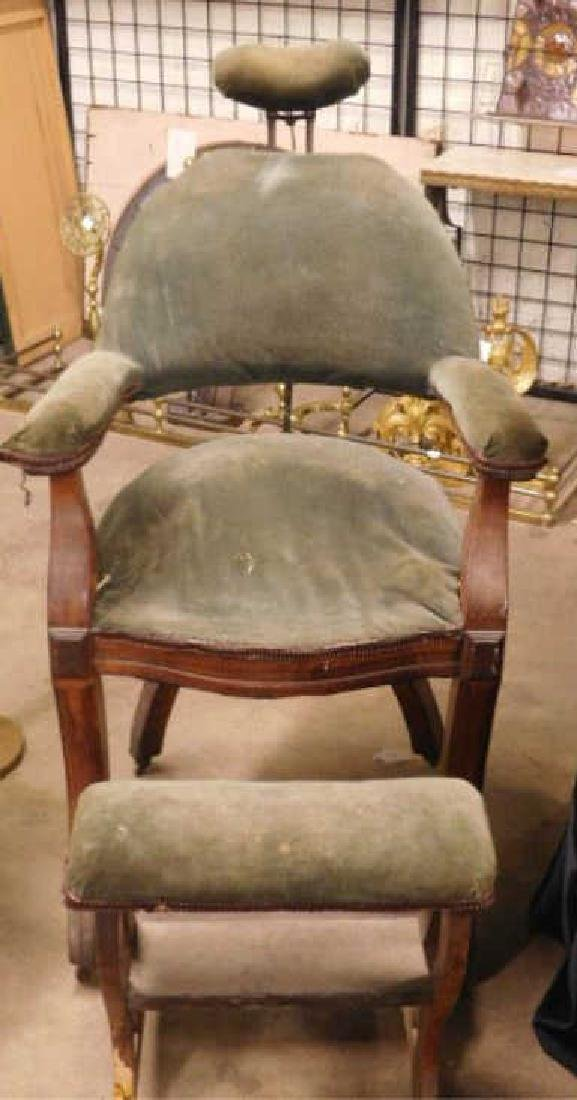 Victorian Barber's Chair