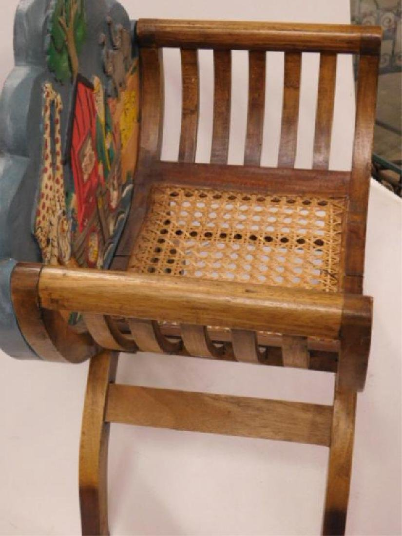 Crafts Child's Arm Chair - 5