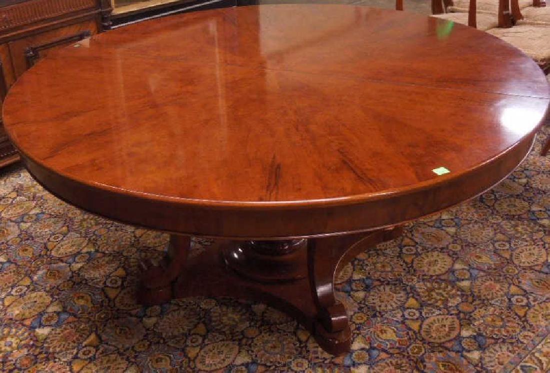 Biedermeier Style Dining Room Table