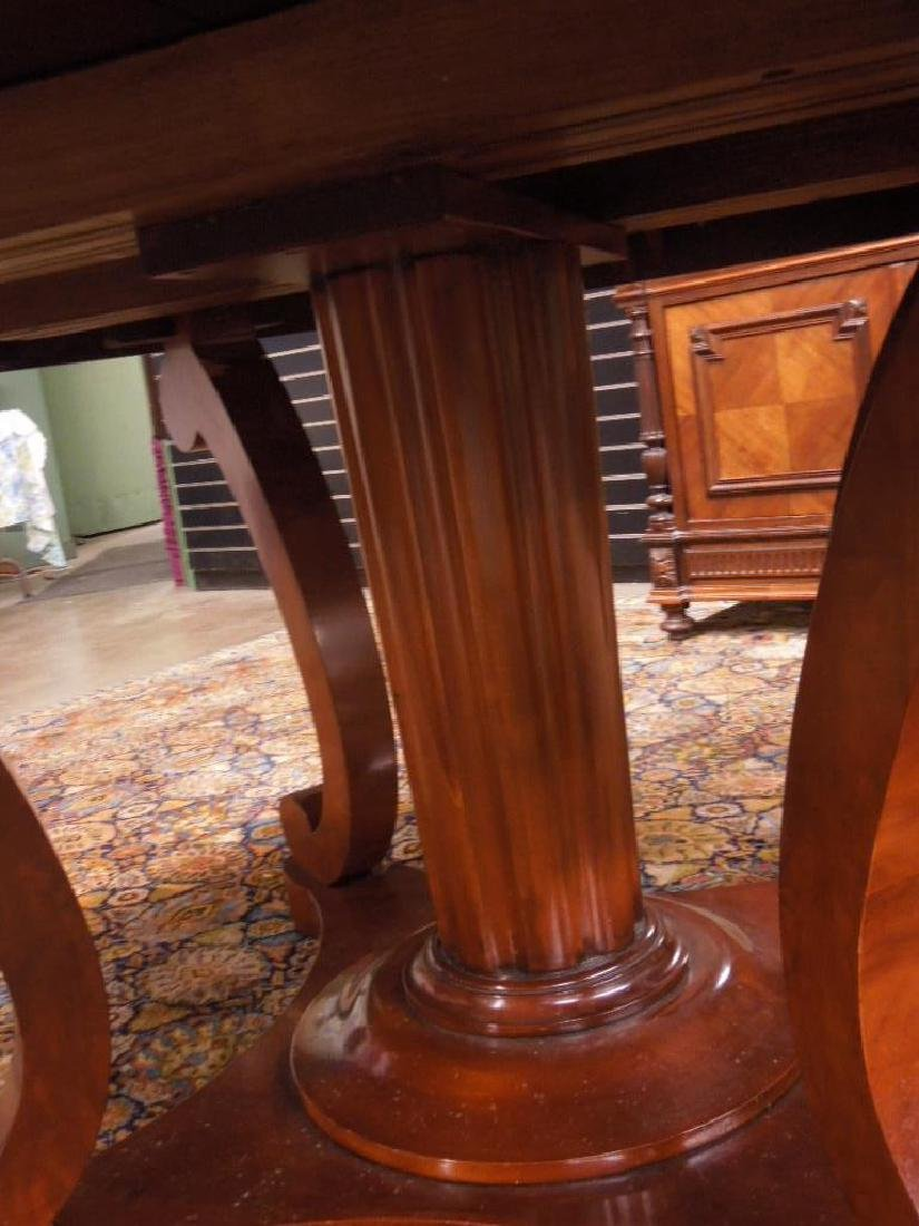 Biedermeier Style Dining Room Table - 5