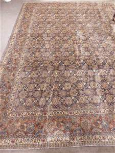 Fine Antique Tabriz Palace-Size Carpet